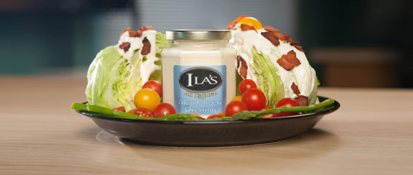 Bleu Cheese Dressing - Ila's Foods