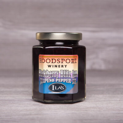 Blackberry Blitz Jam- Hoodsport Winery