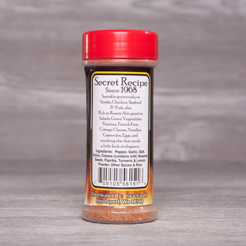 Hurricane BBQ Rub and Seasoning